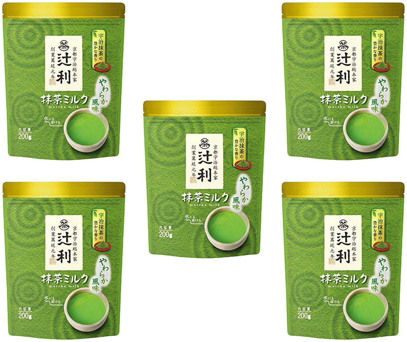 5 of Kataoka - Matcha Green Tea Milk 705oz [Imported by ☆SAIKO JAPAN☆ W/ Tracking #]