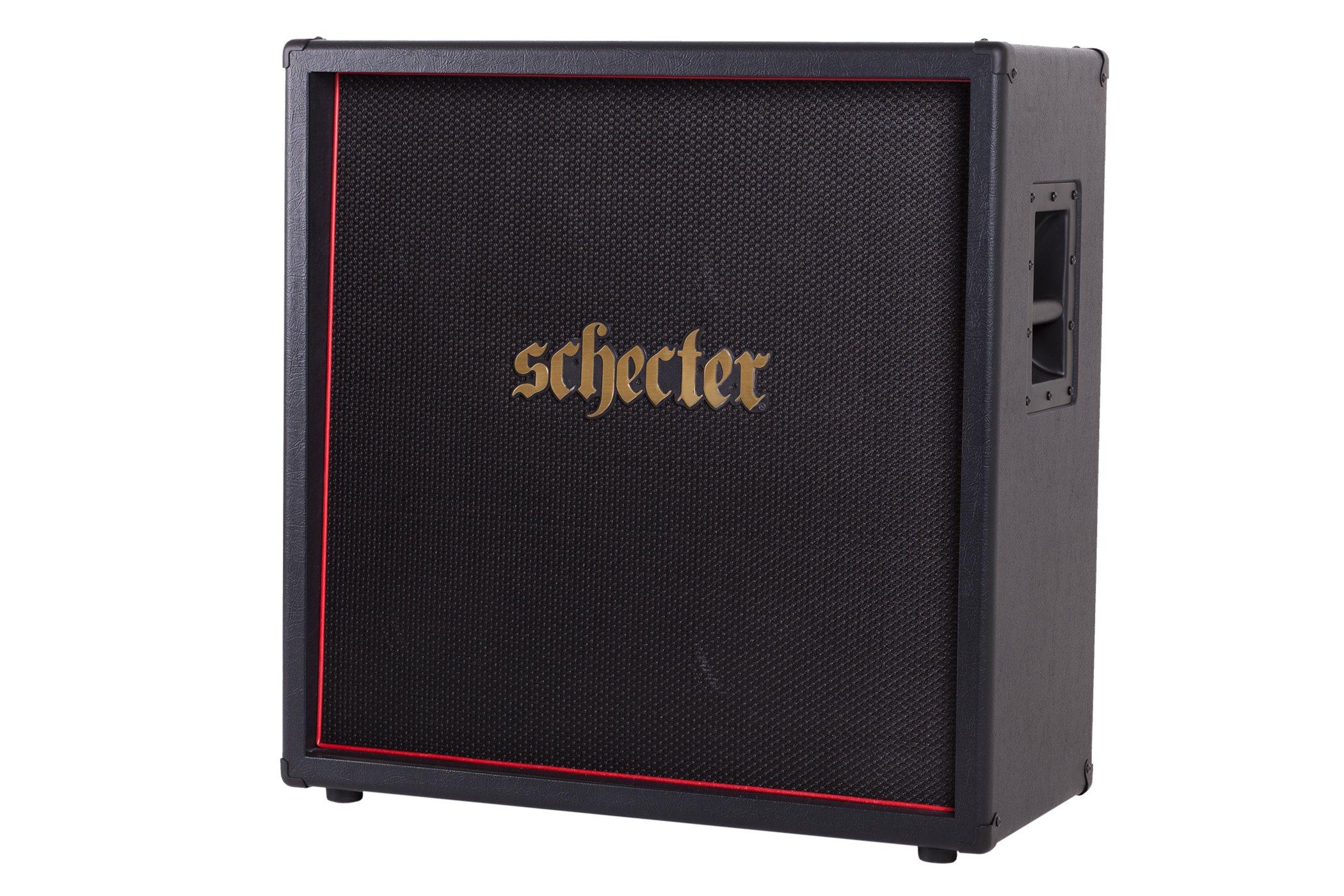 Schecter HR412-STE Hellraiser Stage 4x12 Straight Cab