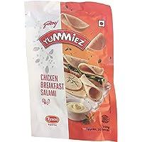 Yummiez Chicken Breakfast Salami Pouch, 250 g