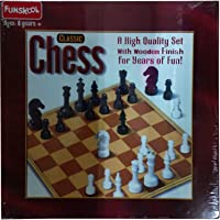 Funskool Chess Board Game Set - Classic Carton