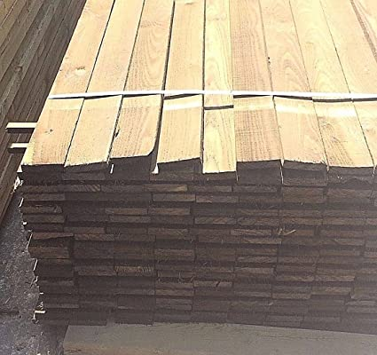 8ft Treated Timber 4x1 1, 2.4 Meter 100mm x 22mm x
