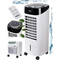 3in1 Aircooler | 300 Watt | 3 Modi | 12h Timer | Fernbedienung | Oszillierend | Klimagerät | Mobile Klimaanlage | Klima Ventilator | Luftreiniger | Luftbefeuchtung | Klimaanlage | Air Cooler |