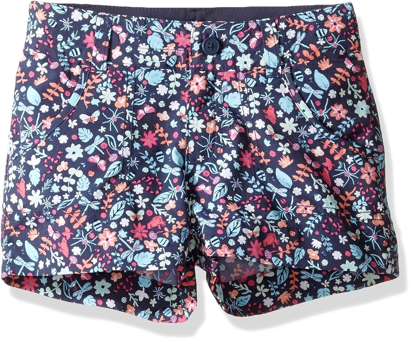 Columbia Girls Silver Ridge Printed Shorts