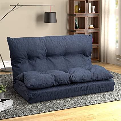 Sofab Adjustable Floor Sofa And Couch Cushion Padded Gaming Sofa 5 Position Strong Back Support Amazon In Home Kitchen