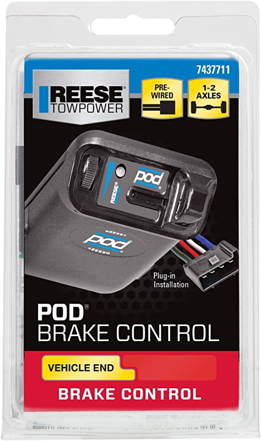 Reese Towpower 74377 Pod Brake control