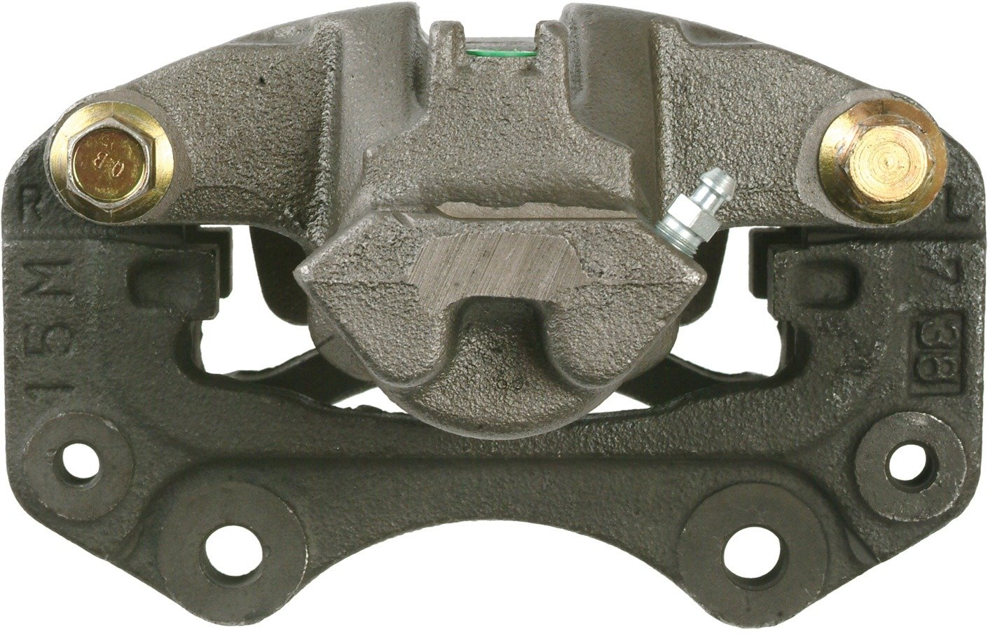Cardone 18-B8031 Remanufactured Domestic Friction Ready (Unloaded) Brake Caliper by Cardone