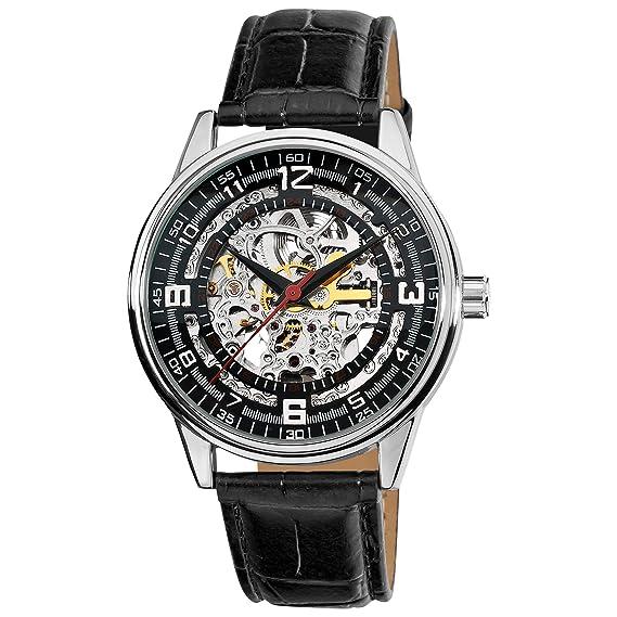Akribos XXIV AK410SS - Reloj de Pulsera Hombre: Amazon.es: Relojes