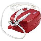 Cake Boss 50660 Decorating Tools Air Brush Kit, Red