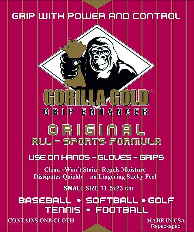 CREADIVA Gorilla Gold Grip Enhancer Cinta Potenciador de ...
