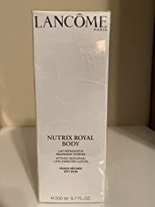 Unisex Lancome Nutrix Royal Body Intense Restoring Lipid-Enriched Lotion(For Dry Ski) Lotion 1 pcs sku# 1789728MA