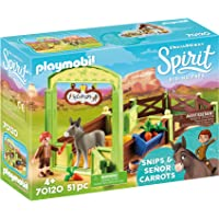 Playmobil Stable Box with Señor Carrot Playset