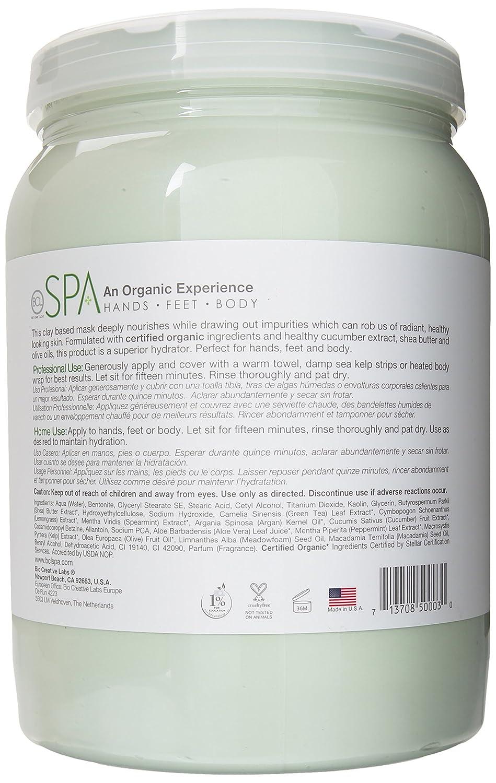 Amazon.com : BCL Spa Lemongrass and Green Tea Moisture Masque, 16 Ounce : Body Muds : Beauty