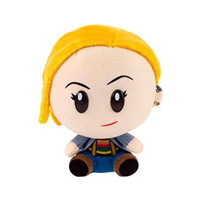 seven20 Superbitz Doctor Who 13th Doctor Collectible Plush: Toys & Games
