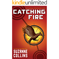 Catching Fire (Hunger Games Trilogy, Book 2) book cover