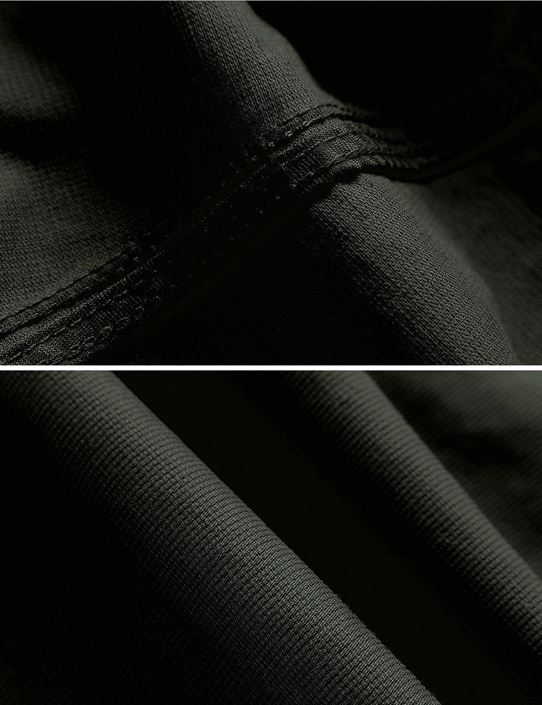 WenVen Mens Big /& Tall Multi Pocket Cargo Shorts