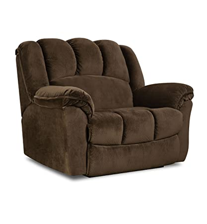Swell Comfortmax Furniture 1081120 Hensley 108 Chair And Half Recliner Creativecarmelina Interior Chair Design Creativecarmelinacom