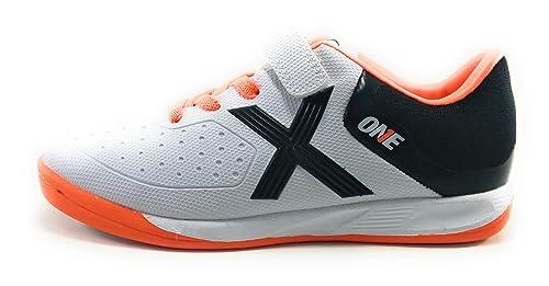 Zapatillas Futbol Sala Munich One Kid VCO - Color - 0, Talla - 32: Amazon.es: Zapatos y complementos