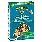 Annie's Homegrown Gluten Free Cocoa & Vanilla  Bunny Cookies, 191 Grams