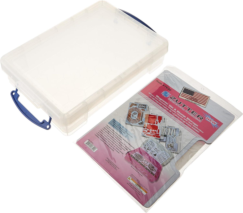 Die Storage Binder Box Organiser System Crafter/'s Companion EZMount Stamp