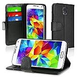 Everydaysource SamsungGalaxy S5 Case Black Stand