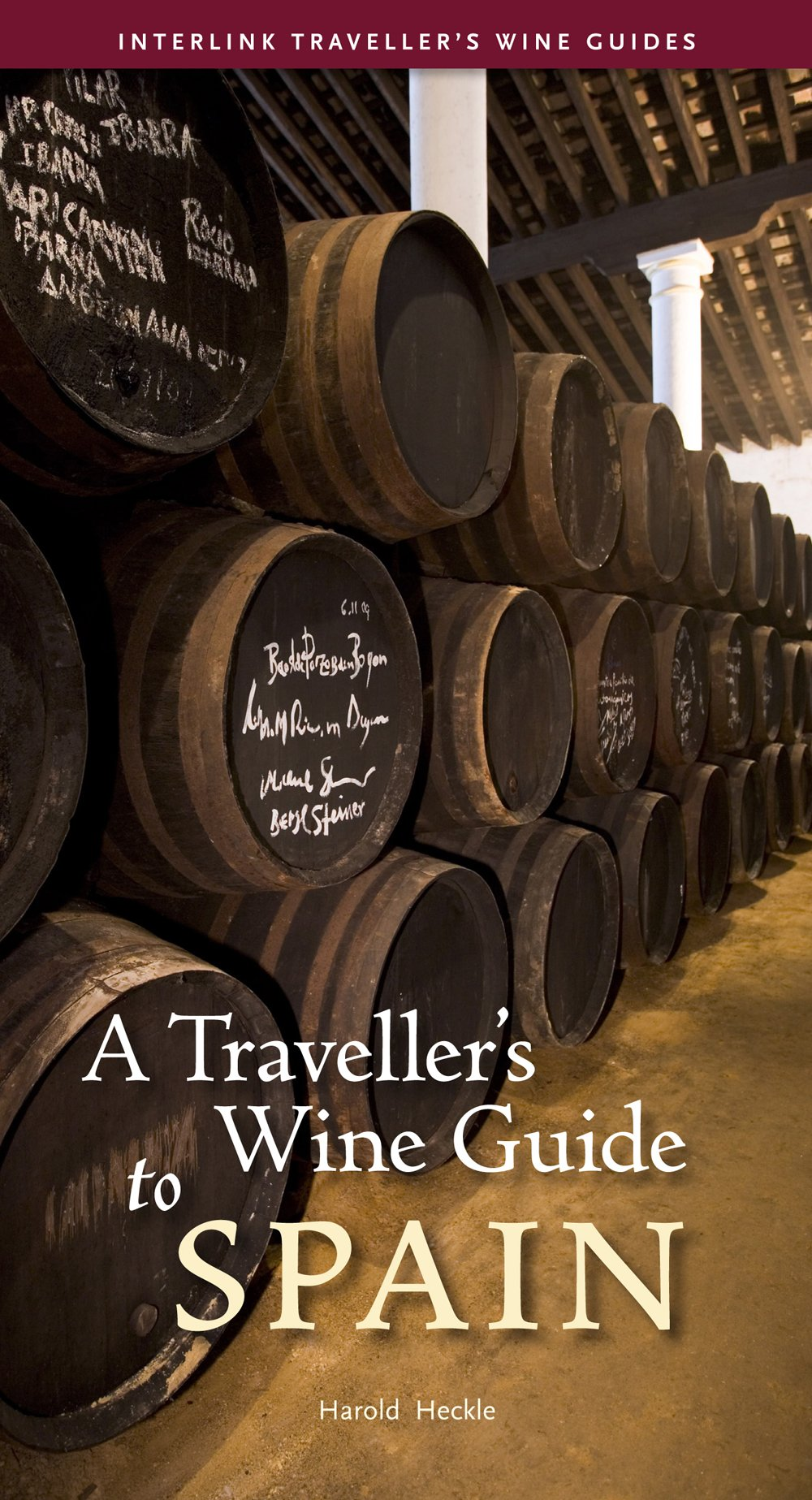 A Traveller's Wine Guide to Spain (Traveller's Wine Guides) ebook