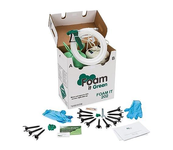 Amazon.com: Foam It 202 - Kit de aislamiento de espuma de ...