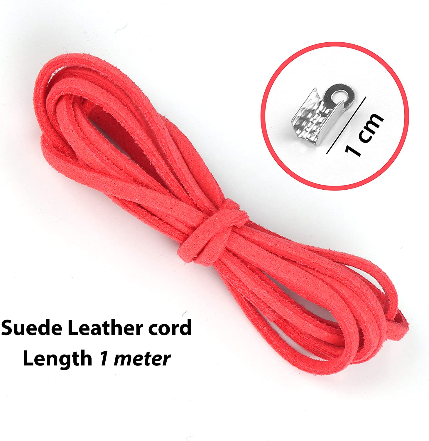 1mm flat leather cord rope lace 10m lengths craft necklace tools hot sale