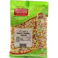 Natures Choice Sweet Fennel Seeds, 200 gm