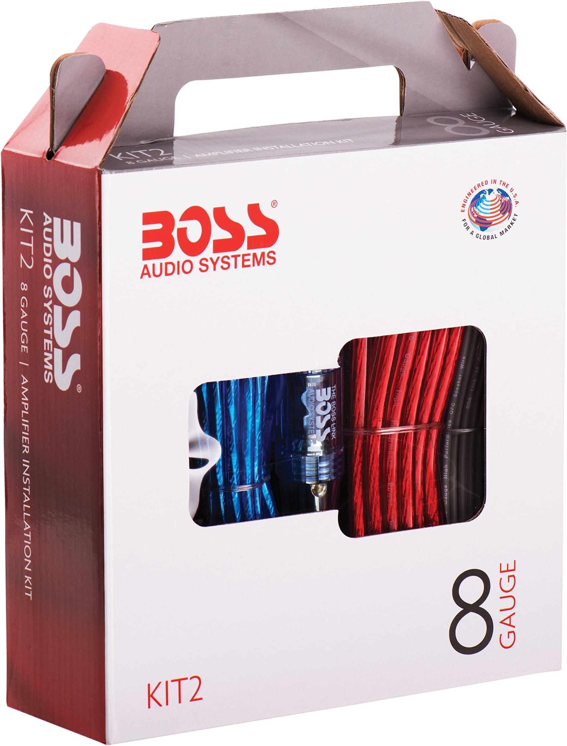 car amplifier installation amazon com rh amazon com best buy car amplifier wiring kit best amplifier wiring kit to buy