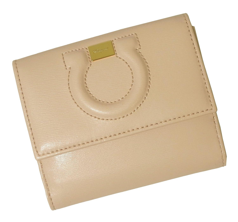 (フェラガモ) 財布 ガンチーニロゴエンボス 二つ折(ボンボンピンク) SF-2239 [並行輸入品] B079DKH2ZM