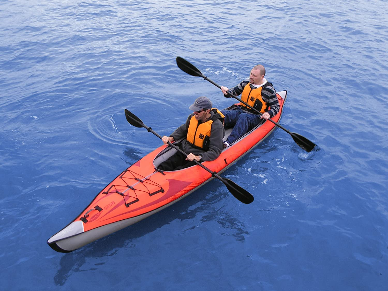 Advanced Elements AdvancedFrame Convertible Inflatable Kayak Review