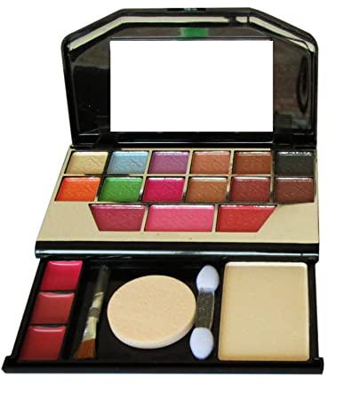 Buy TYA 12 Color 5 in 1 Makeup Kit for Professional Makeup at Home with Compact Powder Online at Low Prices in India - Amazon.in