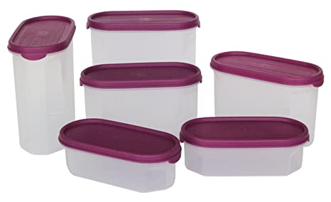 f5081285c3 Buy Princeware Modular Plastic Container Set