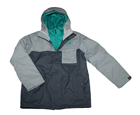 b828ce4d6 Amazon.com  THE NORTH FACE YOUTH BOYS APLO INSULATED TRICLIMATE ...