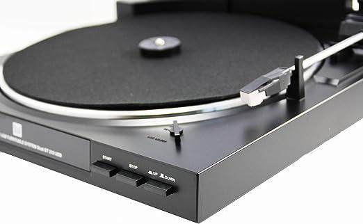 Dual DT 210 USB - Tocadiscos para equipo de audio (USB, 35/45 rpm ...