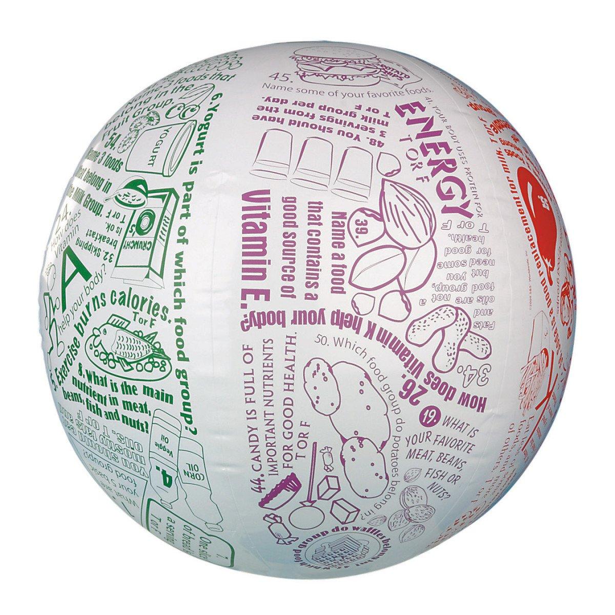 Toss 'n Talk-About Nutrition Ball