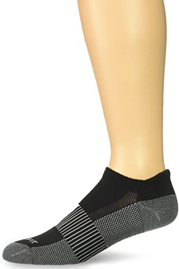 69cb00d7e Amazon.com  Copper Fit Unisex Copper Infused No Show Socks - 3 Pack   Clothing