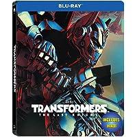Transformers: The Last Knight - Steelbook (Blu-ray 3D & Blu-ray)