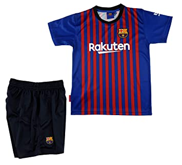 c8d440d2f T-shirt and pants set 1st kit FC. Barcelona 2018-2019 - Replica with a  License from ...