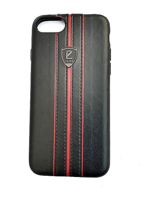 super popular 65f20 83d90 V Craft Premium PULOKA Designed Leather Back Cover Case: Amazon.in ...