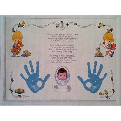 Precious Moments Handprint Kit : Childrens Art Supply Sets : Baby