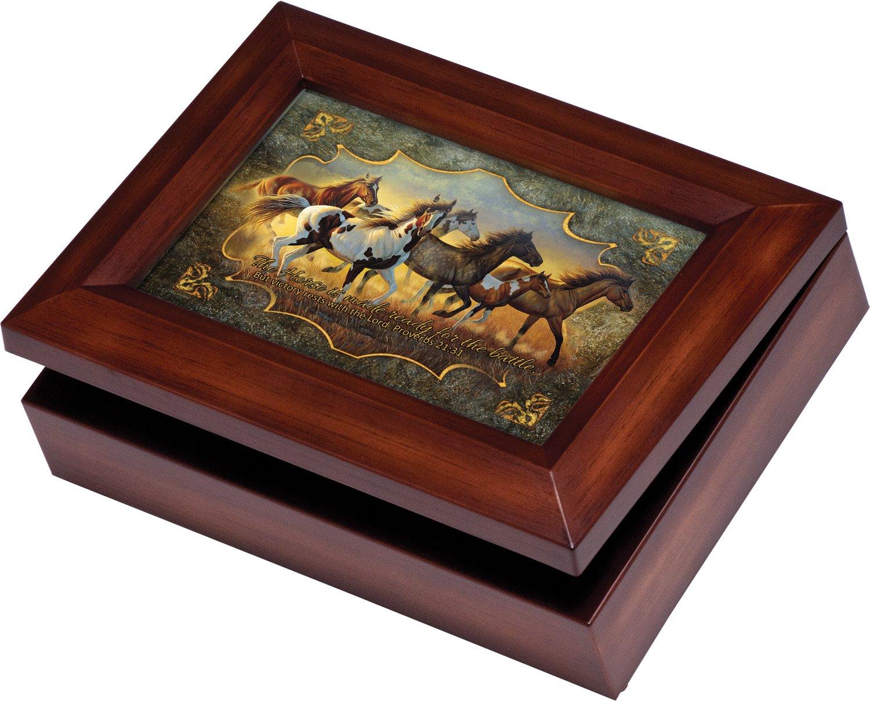 【激安大特価!】 Horse Cottage Horse Gardenダーク木目仕上げデジタルNatureサウンド録音記念品ボックス Cottage B00KY7CULQ, サラシナグン:53af9aad --- arcego.dominiotemporario.com