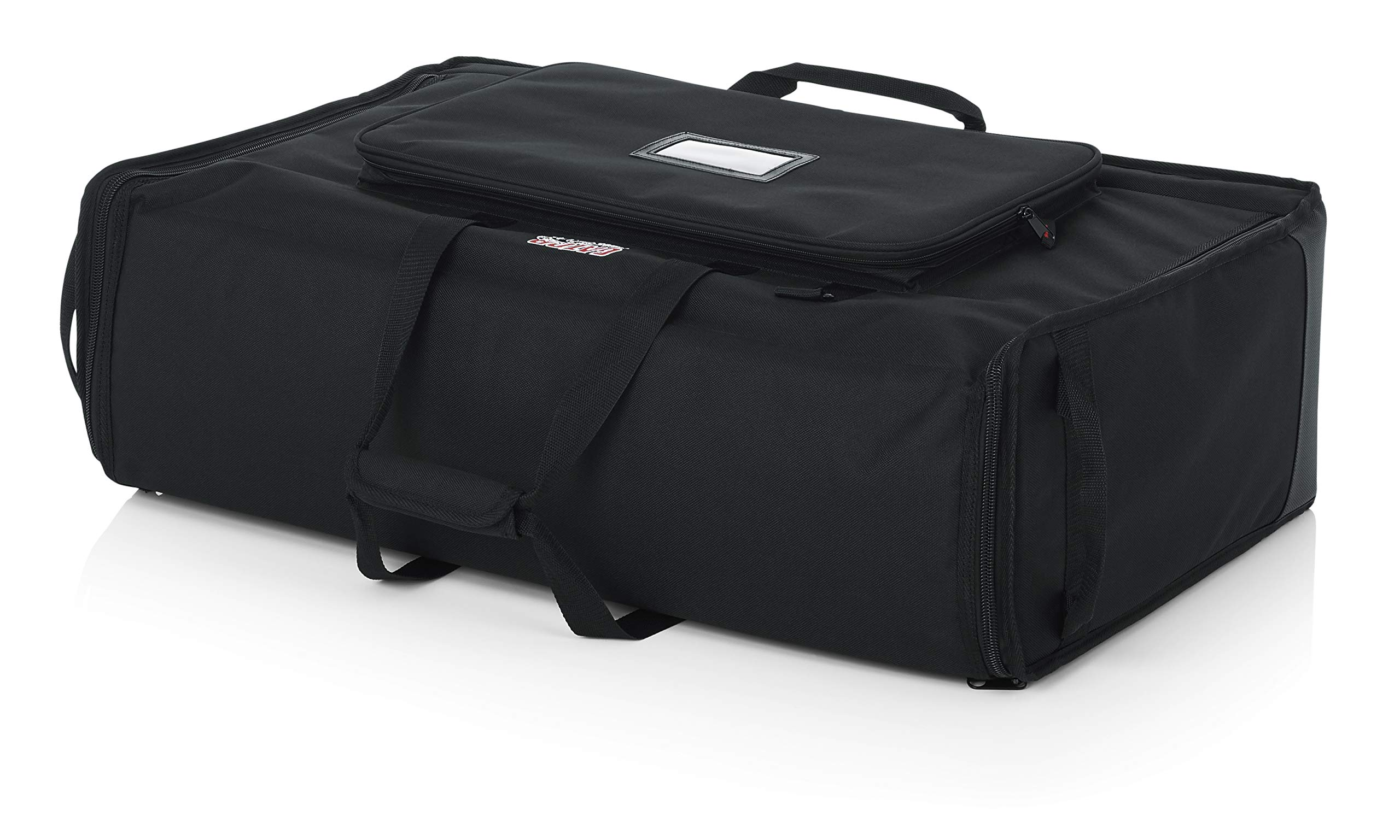 Gator Cases Padded Nylon Dual Carry Tote Bag for Transporting (2) LCD Screens, Monitors and TVs Between 27'' - 32''; (G-LCD-TOTE-MDX2) by Gator (Image #11)