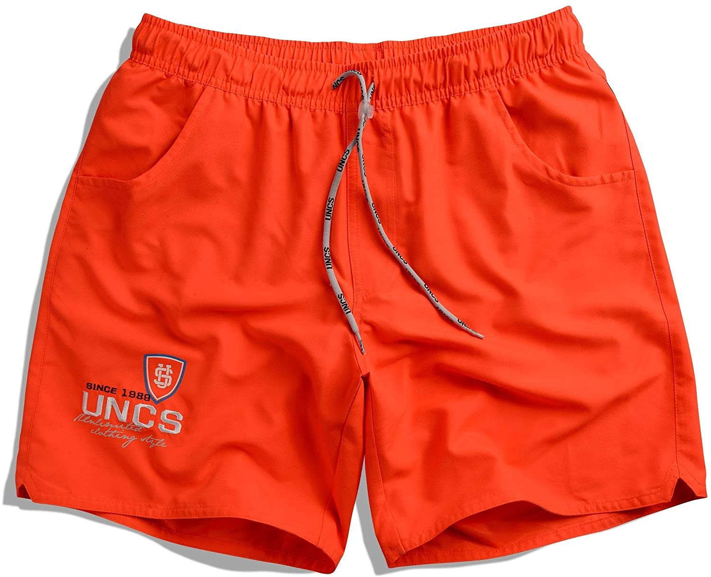 U.N.C.S. Men's Swimming Shorts