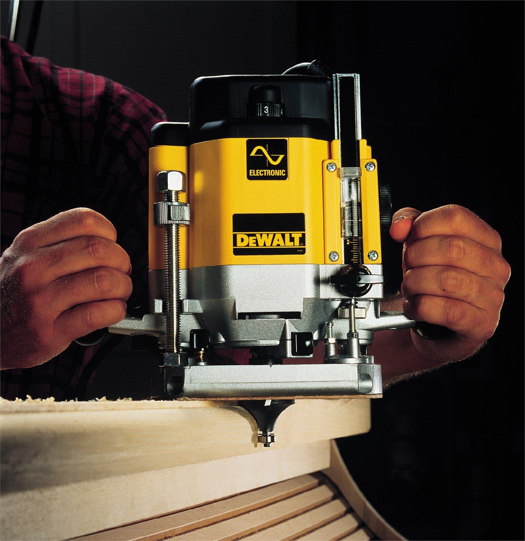 DeWALT DW625E Elektronik Oberfr/äse 2000W