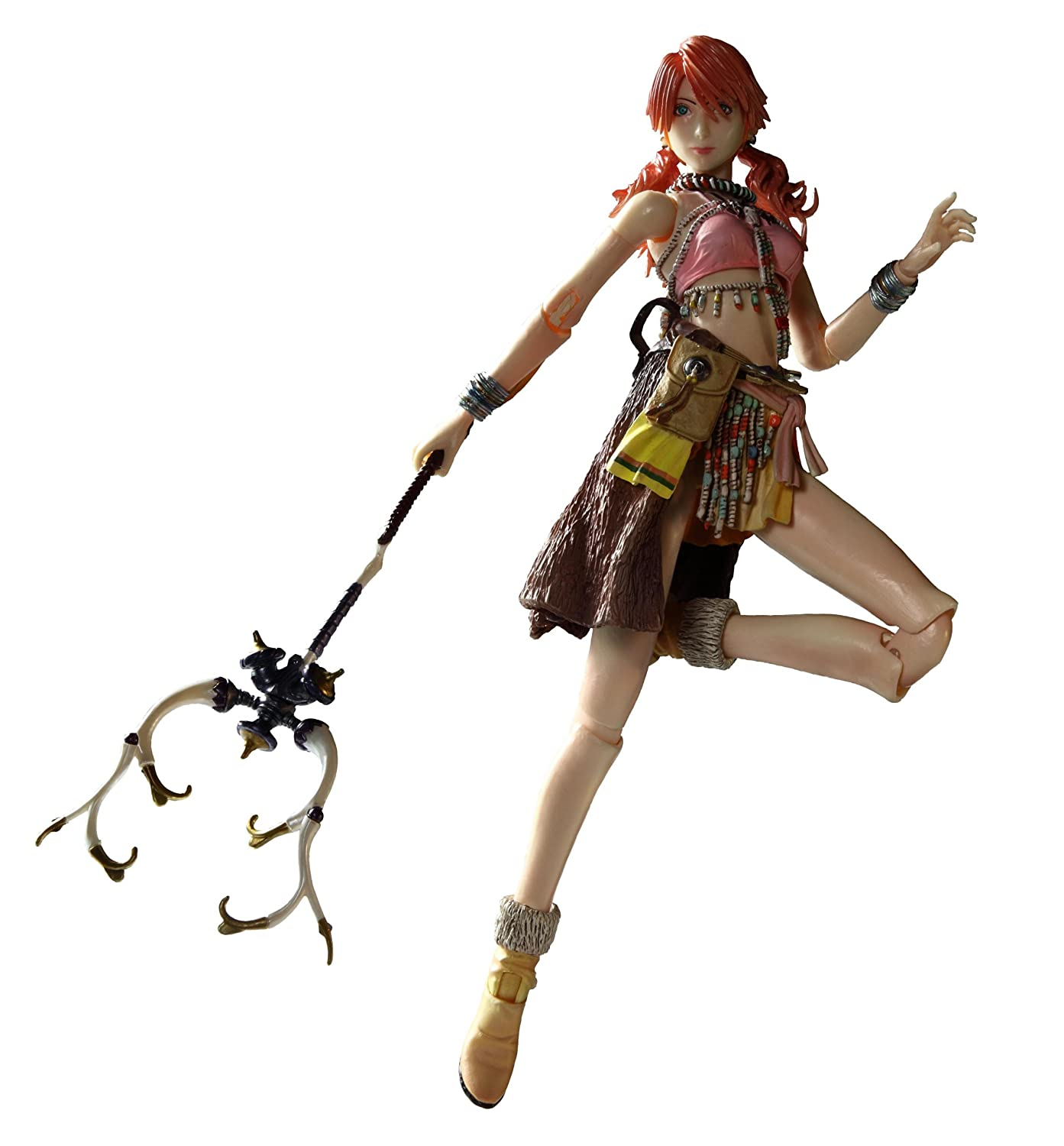 Play Arts Kai Square Enix Final Fantasy XIII Oerba Dia Vanille Action Figure OCT091609