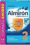 Almirón 2 Leche de continuación en polvo desde los 6 meses - 1,2 kg