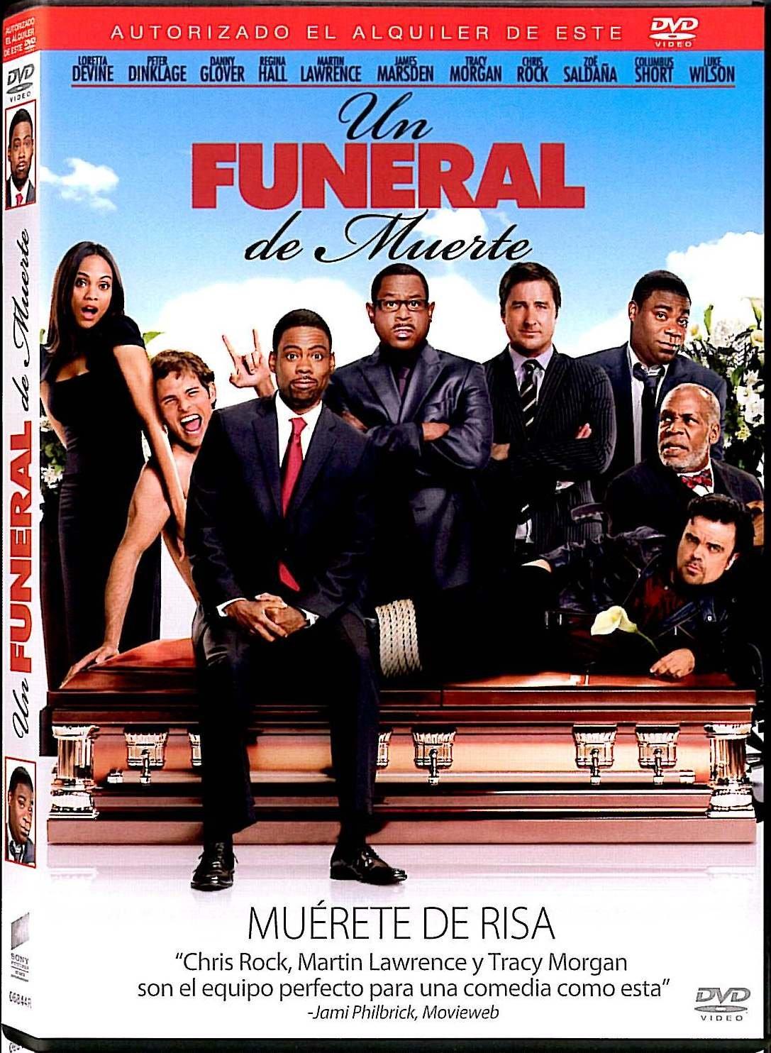 Un Funeral De Muerte [DVD]: Amazon.es: Keith David, Loretta ...