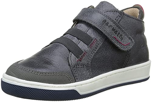 Garvalin161757A - botas de caña baja con forro cálido y botines Niños , color Gris, talla 29 EU: Amazon.es: Zapatos y complementos