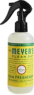 product image for Mrs. Meyer's Clean Day Room Freshener Spray, Instantly Freshens the Air with Honeysuckle Scent, 8 oz